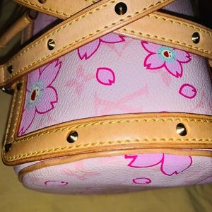 Beautiful baby pink Louis Vuitton blossom